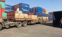 146 тонн огнеупорых кирпичей экспортировалися в Кыргызстан